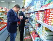 Органы госсаннадзора Лунинецкого района только за один день изъяли в торговле 30 кг «просрочки»