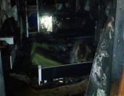 В Пинске горела квартира многодетной семьи. Шестеро детей в больнице