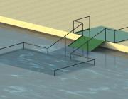 Под Пинском построят первый в области инклюзивный пляж