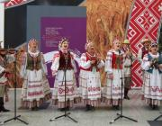 Ансамбль «Выцінанка» выступил на выставке ЭКСПО-2017 в Астане