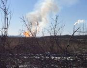 В районе Дебальцево уничтожена большая колонна российской бротенехники