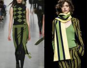 Изысканный грязно-зеленый: 10 примеров, как создать стильные образы с этим модным цветом