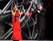 Ани Лорак, Григорий Лепс и другие звезды выcтупили на сцене «Золотого граммофона»