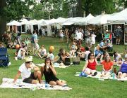 Фестиваль «Лужайка»: пикник, кино под открытым небом и много чего другого