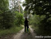 Четырежды за неделю пинские спасатели выезжали на поиски заблудившихся грибников