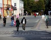 Как выглядит улица Ленина в Пинске после тотальной реконструкции