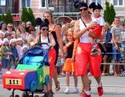 Желающие могут принять участие в Параде колясок
