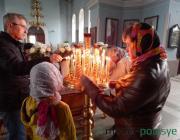 Православные христиане празднуют Покров Божией Матери