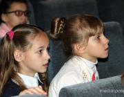 Воспитаники воскресной школы дали большой концерт