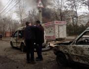 Мариуполь обстрелян из артиллерии - 21 погибший, 86 раненых (видео)