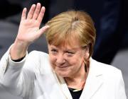 Меркель в четвертый раз подряд избрана канцлером Германии