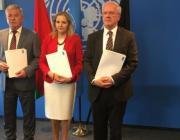 Германия выделяет 1,5 млн долларов на защиту белорусской границы