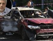 В Украине назвали имена подозреваемых в убийстве Павла Шеремета. Следствие устанавливает заказчиков