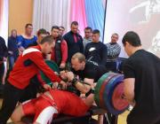 Общий вес поднятой штанги на «Кубке Полесья» в Лунинце – 1.740 килограммов
