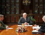 Лукашенко назначил Юрия Назаренко командующим внутренними войсками