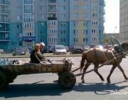 Пинских автомобилистов призывают сменить вид транспорта
