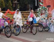 Пинских невест приглашают принять участие в велопробеге