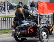 Автопробег в память Великой Отечественной