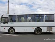 Под Пинском столкнулись автобус и легковушка