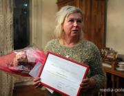 Светлана Коржич стала человеком года по версии Белорусской службы Радио Свобода