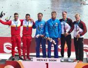 Пинчанин стал чемпионом мира по гребле