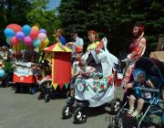 В Пинске прошёл парад детских колясок 871379a540caf