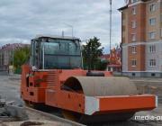 Почти миллион долларов потратят на реконструкцию участка автодороги в Пинске