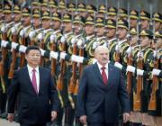 Военнослужащие из Китая и Беларуси проведут совместное учение