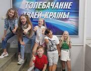 Видеофакт. Сын главы МИД принял участие в отборе на детское «Евровидение»