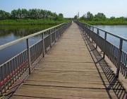 Быть ли подвесному мосту между Хорском и Давид-Городком?