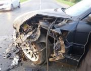 На Пинщине произошло два ДТП с участием грузовиков и легковых автомобилей