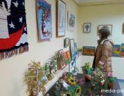 «Детское творчество без границ» - на выставке в Столине