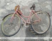 В Столинском районе житель Минской области наехал на велосипедиста