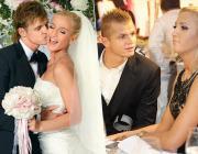 От любви до ненависти: 12 знаменитых звездных пар в день свадьбы и развода