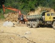 Новое месторождение базальта нашли на Пинщине