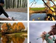ТОП-15 снимков из Instagram между осенью и зимой