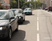 С 25 мая автомобили должны передвигаться с ближним светом фар