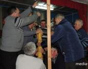 В Столинском районе готовятся к изготовлению братских свечей