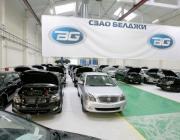 Лукашенко принял участие в открытии нового завода «БелДжи»