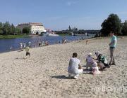 Лето вернется к выходным. В воскресенье ожидается до +29°С