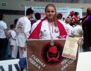 Валерия Семенчук – победитель международных соревнований