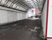 На рынок в Пинске пришла проверка. 600 предпринимателей закрыли роллеты