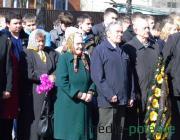 В Пинске прошёл митинг в честь Международного дня освобождения узников фашистских концлагерей