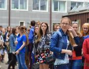 Сколько белорусских студентов уезжают учиться в Россию и Польшу
