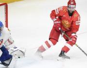 Российские хоккеисты одержали историческую победу, забив итальянцам 10 шайб