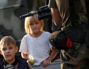 За время войны на Донбассе погибли 147 детей