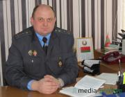 Начальник Лунинецкой ГАИ переведён на вышестоящую должность в Пинск