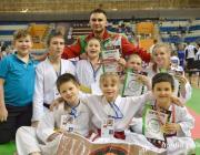 Пять медалей положили в копилку Беларуси столинские каратисты