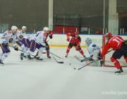 «Могилёвские львы» получили оплеуху в матче с «Пинскими ястребами»