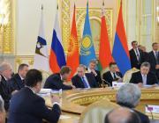 Президенты Беларуси, России, Казахстана, Киргизии и Таджикистана встретятся в Бишкеке